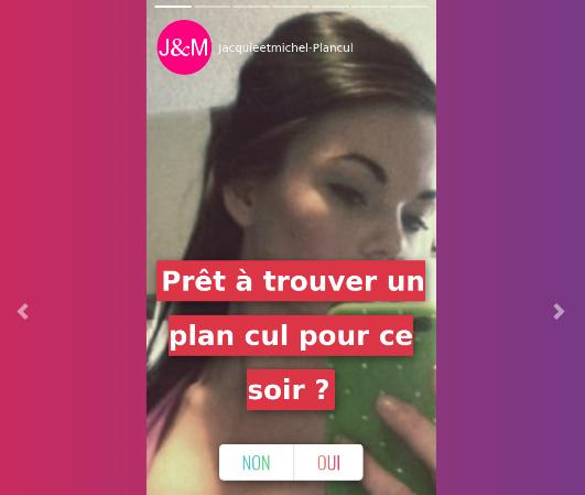 Inscription Facile pour des Plans Cul !